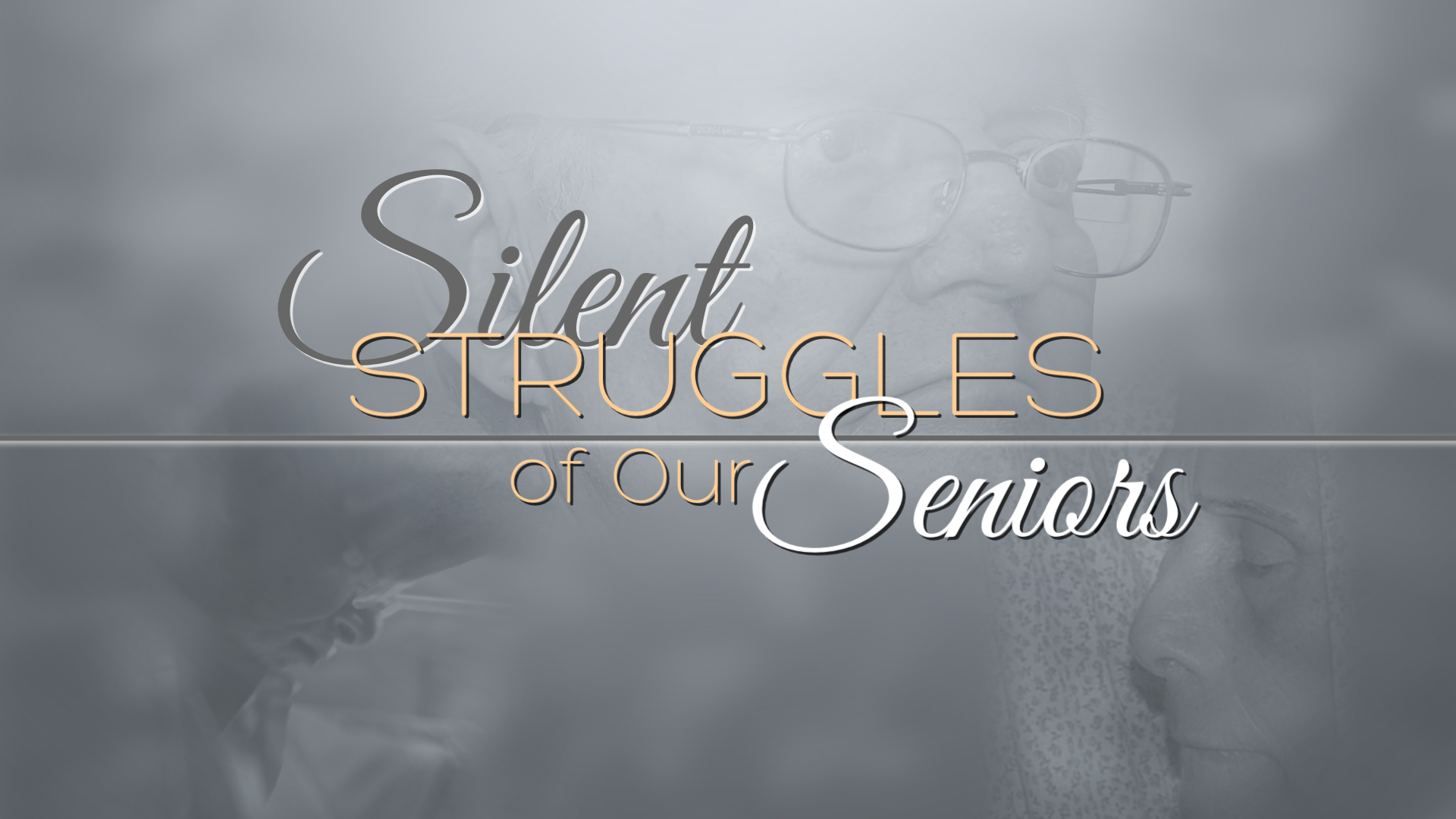 Silent Struggles of Our Seniors