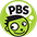 Green PBS Kids logo