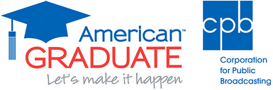 American Graduate and CPB Logo Lockup