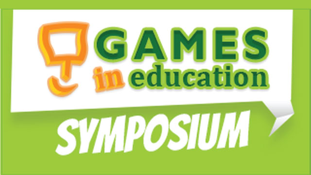 Games in Education Symposium 2016