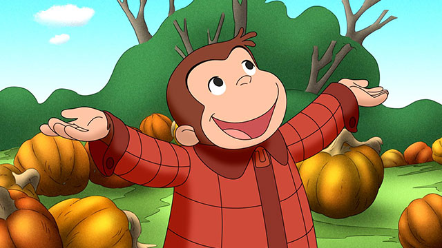 Curious George Free Screening, Crafts, and Trick Or Treat