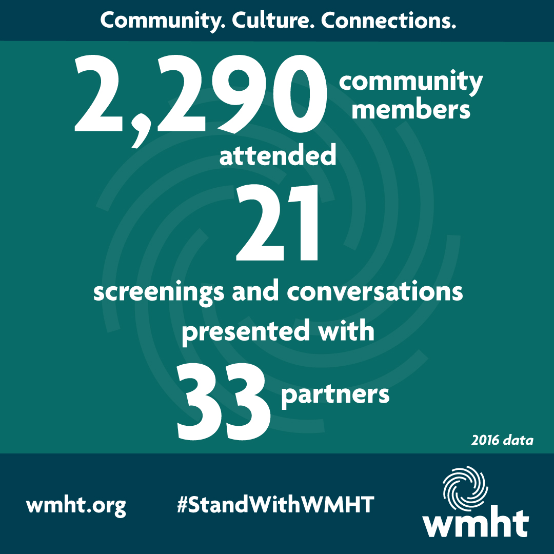 Community Screenings and Conversations