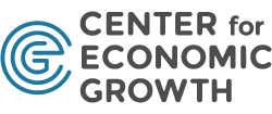 The Center for Economic Growth logo