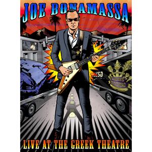 Joe Bonamassa Live at the Greek Theatre