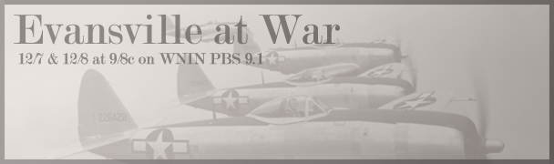 Evansville at War: Click to learn more
