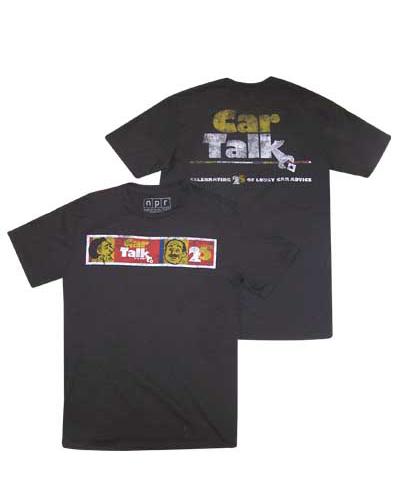 car talk 25th anniversary