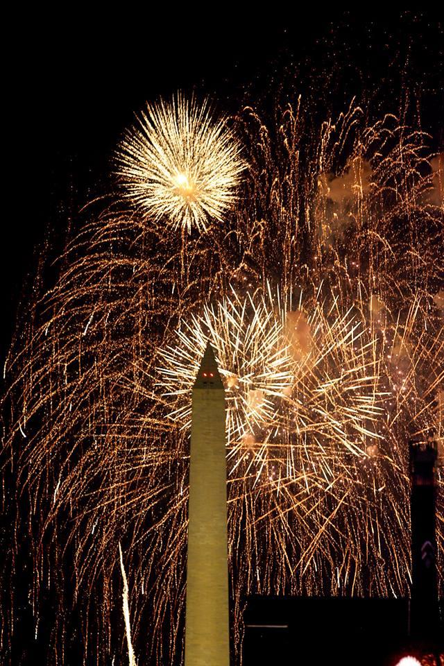 Chemistry in Fireworks