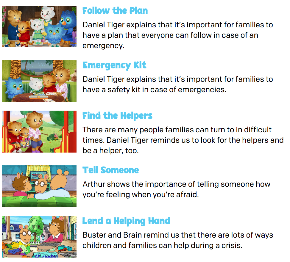 Have an Emergency Plan