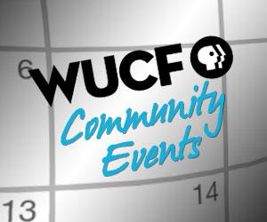 WUCF Community Calendar