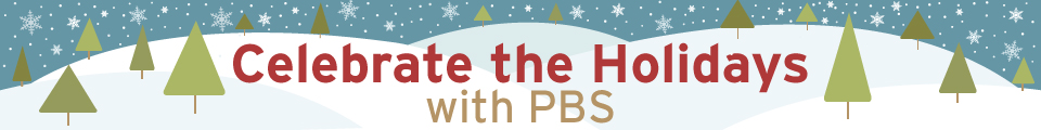 Happy Holidays from PBS