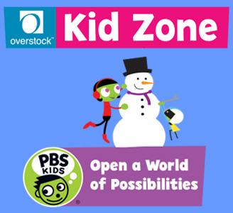 WUCF Overstock Kids Zone