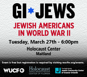 GI Jews Orlando Screening