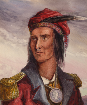 the tecumseh confederation essay Blodgett's historical consulting search this site  the defeat was the beginning of the end of the confederation when tecumseh returned from his travels in the .