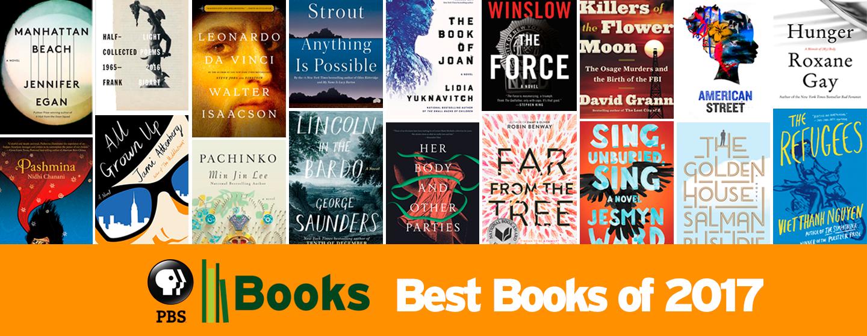 PBS Books Best Books of 2017