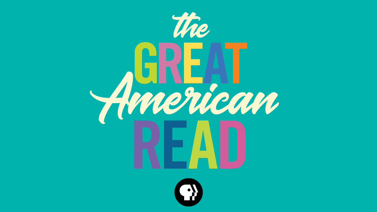The Great American Read - from PBS (logo)