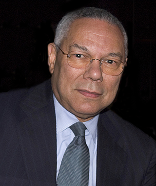 General Colin Powell, USA (Ret.)