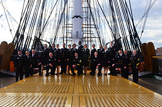 U.S. Navy Band Sea Chanters