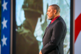 Laurence Fishburne shares the story of a wounded Vietnam veteran during the 2015 National Memorial Day Concert.