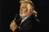 Kenny Rogers performs on the 1996 National Memorial Day Concert.