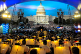 The National Symphony Orchestra performs each year for grateful audiences on the National Memorial Day Concert.