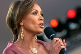 Vanessa Williams performed on the 2005 National Memorial Day Concert.