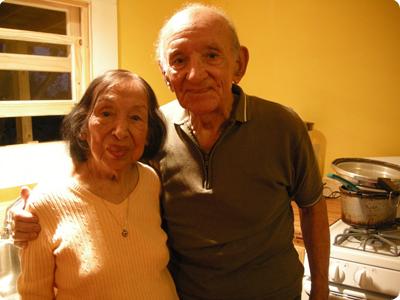 Isabel and Enrique Sanchez