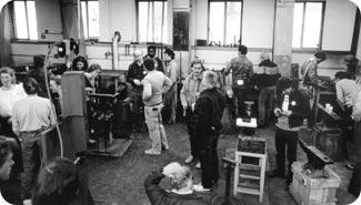 Iron Symposium at Penland School of Crafts