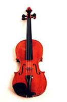 Erika Sayar (North Bennet Street School), Violin, 2009