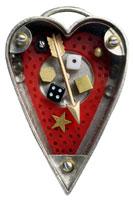 Thomas Mann, Container Heart Pin