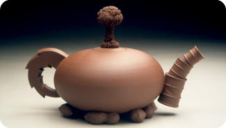 Richard Notkin, Nuclear Nuts Teapot
