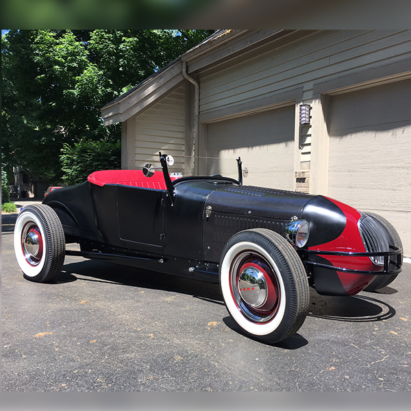 Bob C.'s 1927 Ford Roadster