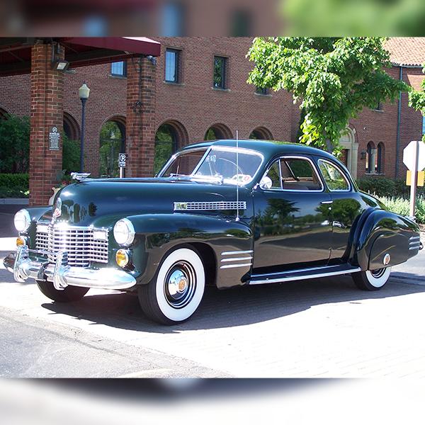 Philip's 1941 Cadillac