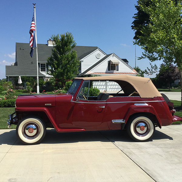 Bill S.'s 1948 Jeepster