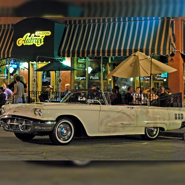David L.'s 1960 Thunderbird Convertible