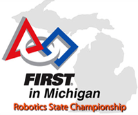 FIRST in Michigan Robotics State Championship