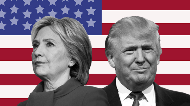 Trump, Clinton and immigration