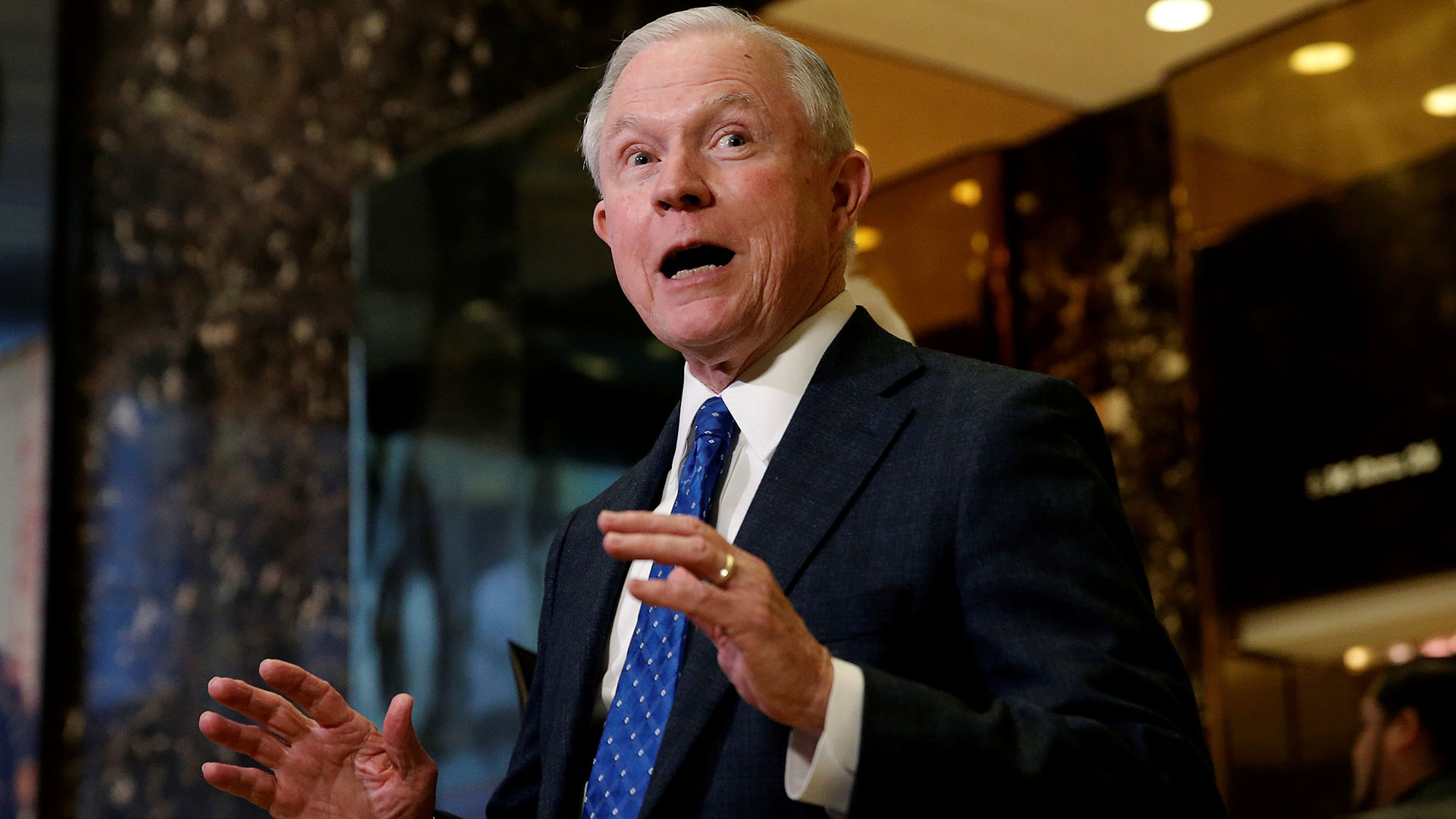 Sessions, Trump AG pick, could influence immigration policy