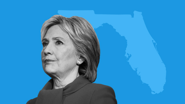 Clinton uses Florida platform to talk to mothers who've lost children to gun violence