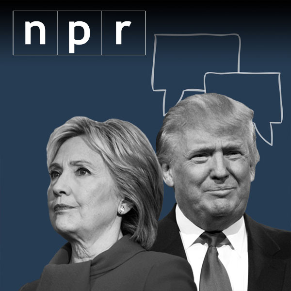 The first 100 days: What Clinton and Trump want to achieve