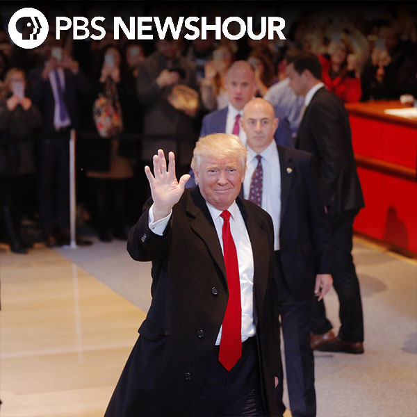 Trump to take victory lap at factory, rally
