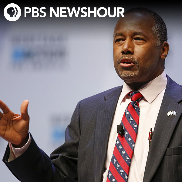Ben Carson's few public statements on housing, public policy