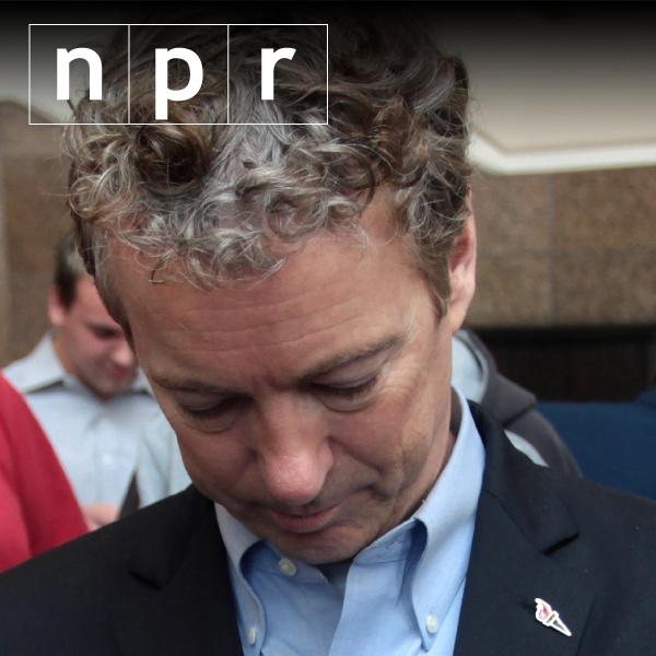 Rand Paul drops out of White House race