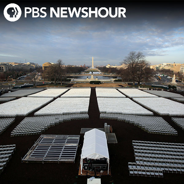 When it comes to inaugural crowds, does size matter?