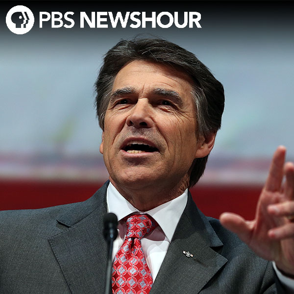 Perry says he regrets call to eliminate Energy Department