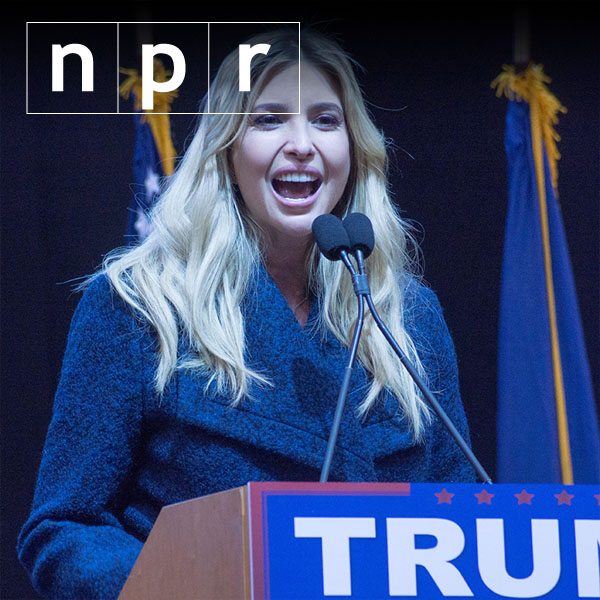 Ivanka Trump lobbies women in prime-time convention speech