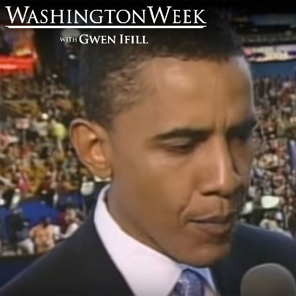 Video: Barack Obama's 2004 DNC Speech