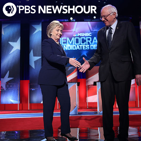 Sanders: I'll vote for Clinton