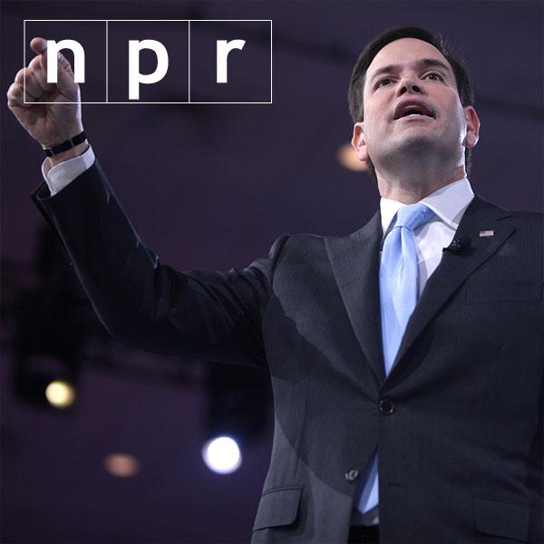 Rubio warns GOP on WikiLeaks: 'Tomorrow, it could be us'