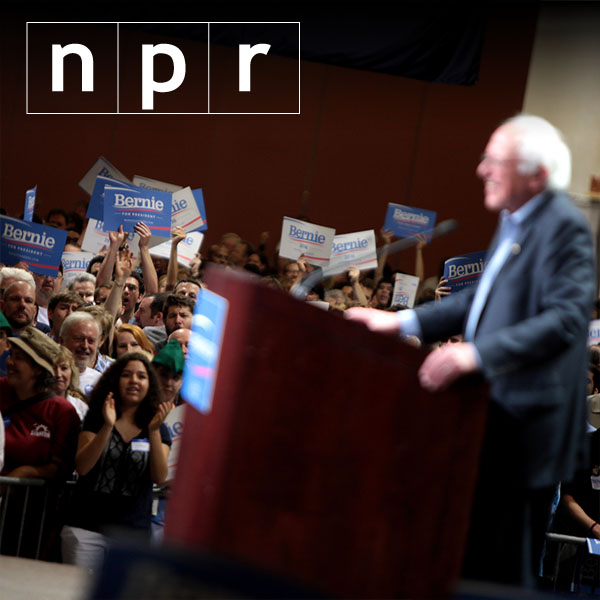 Can other candidates raise money the Sanders way?