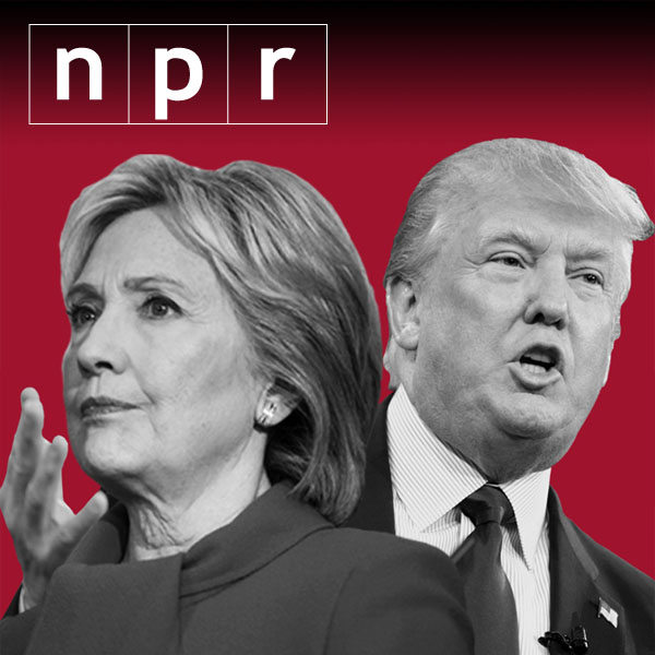 Trump may have wasted a monthlong advantage over Clinton